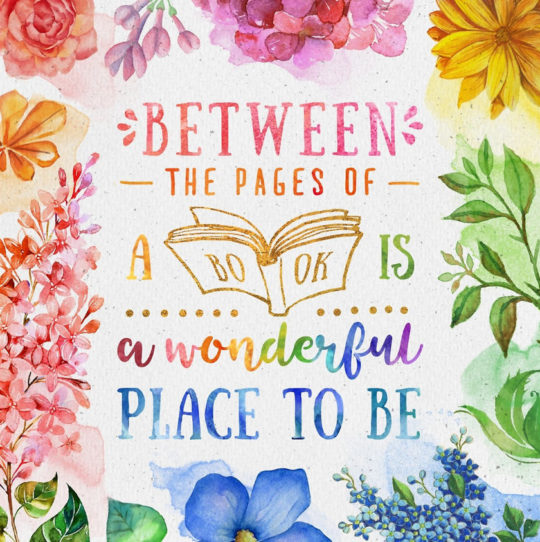 Between-the-pages-of-a-book-is-a-lovely-place-to-be-Anonymous-540x542