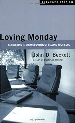 Loving Monday by John D.Beckett