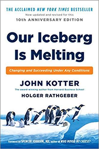 Our Iceberg Is Melting by JohnKotter