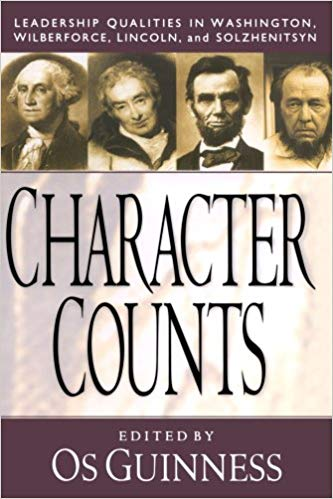 Character Counts by Og Guinness