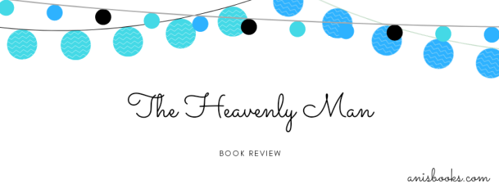 The Heavenly Man by Brother Yun // Book Review