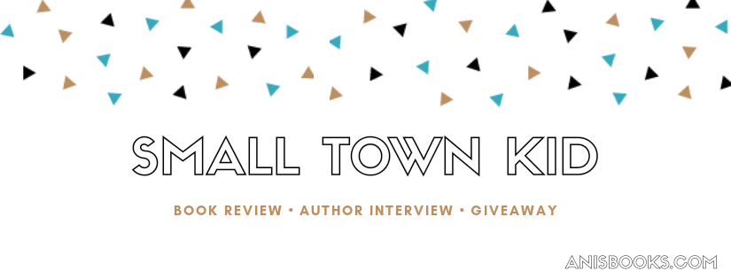 Small Town Kid by Frank Prem // Review, Interview,Giveaway